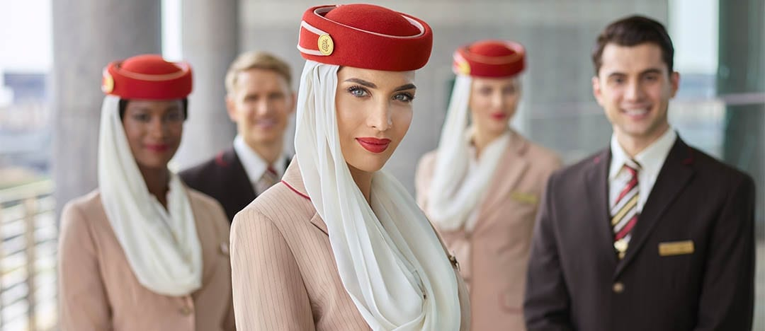 Emirates is looking to hire Cabin Crew in Cardiff