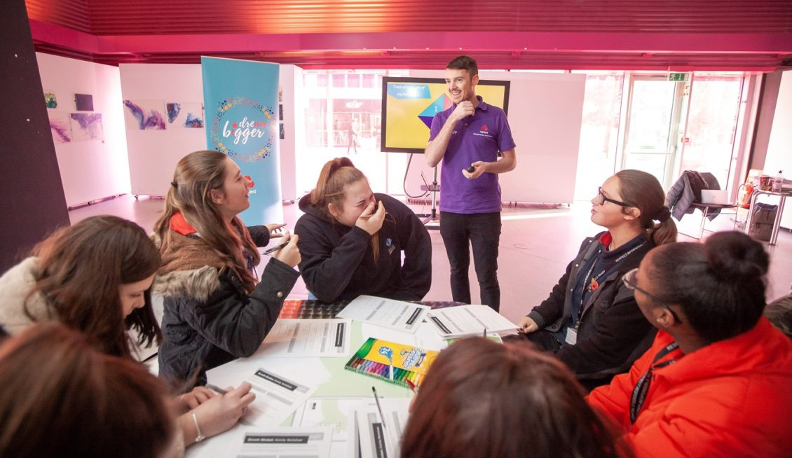 National Enterprise Challenge Launched For 14 And 15 Year Olds